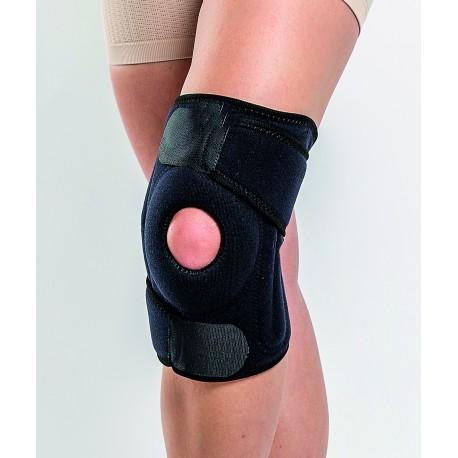 Orteza genunchi mobila cu suport patelar