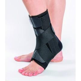 Orteza glezna – picior mobila cu atele metalice