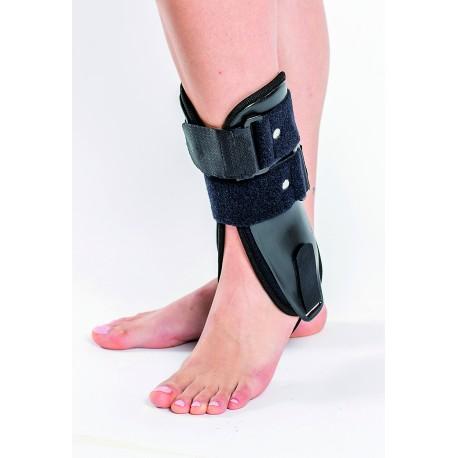 Orteza glezna – picior mobila cu atele laterale din plastic